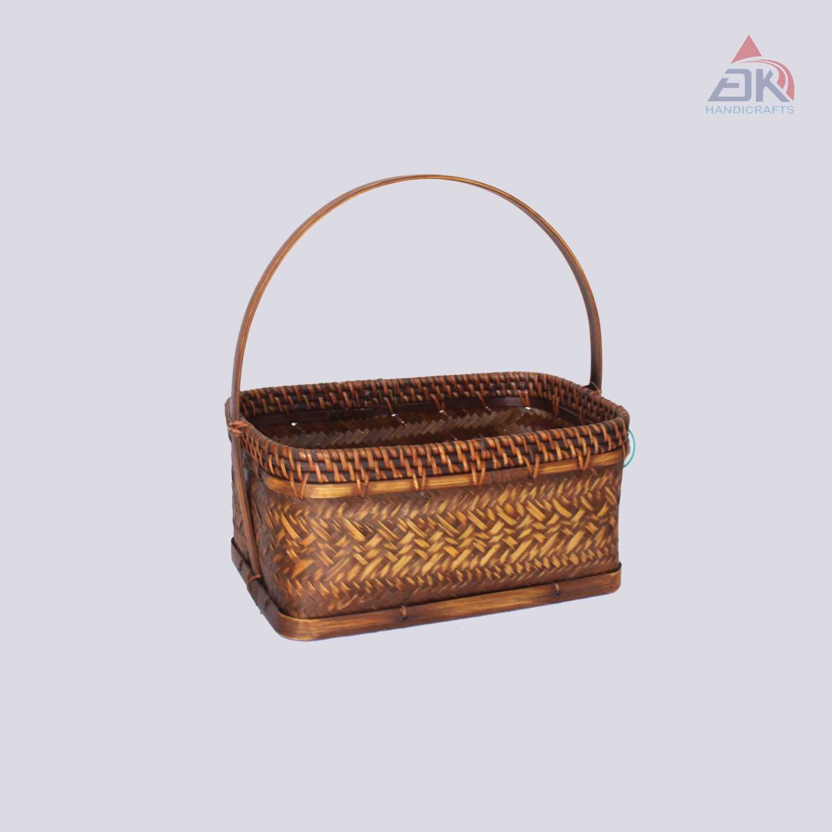 Traditional Handle Basket