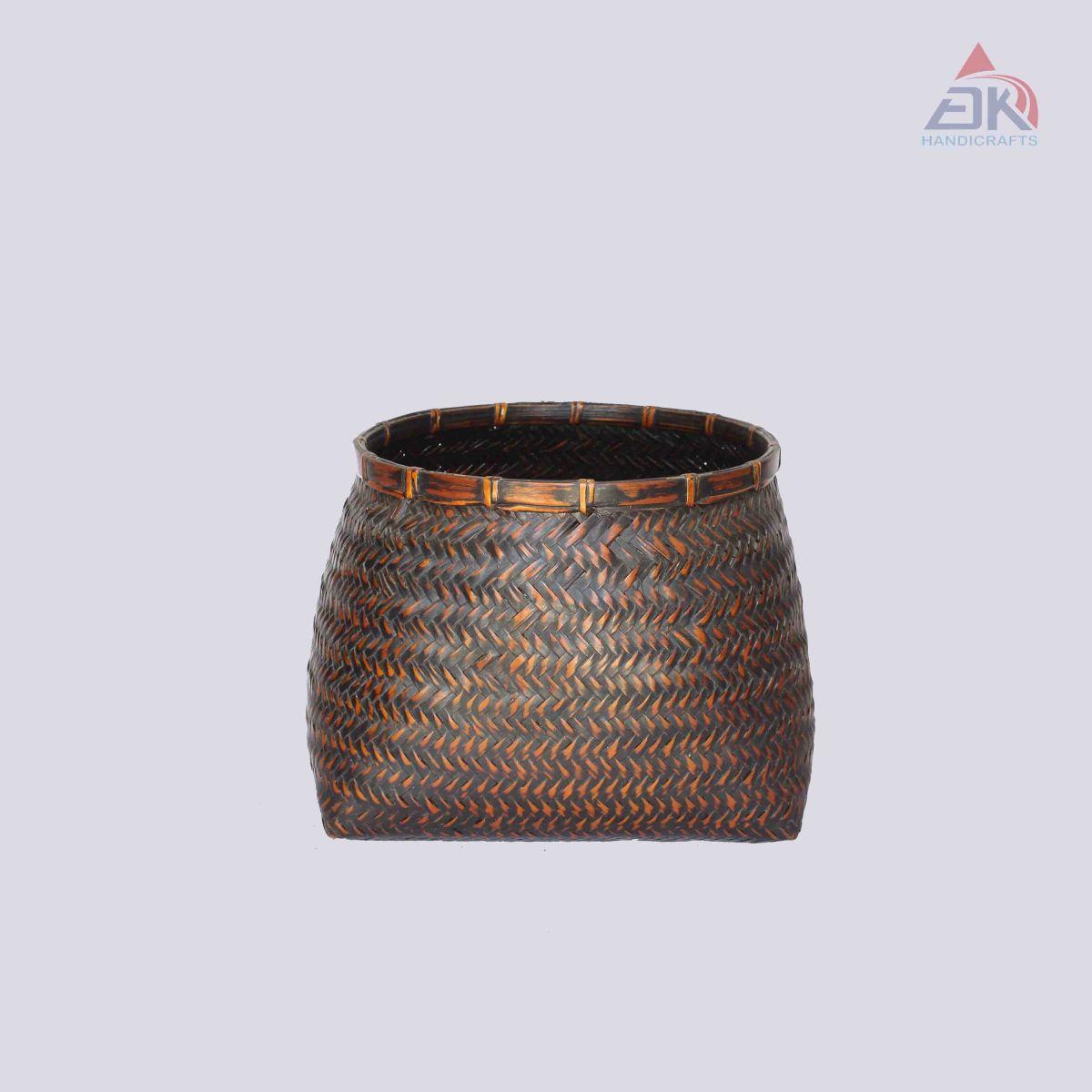 Bamboo Basket Styling