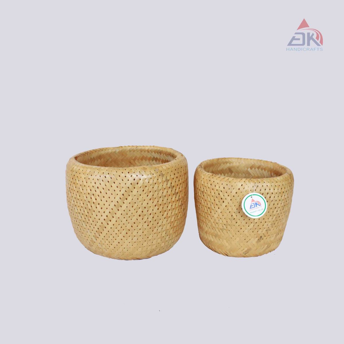 Round Basket ( Set of 2 )