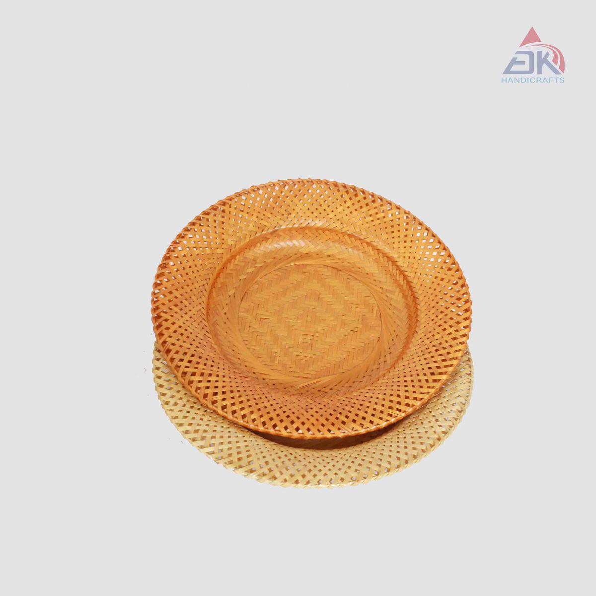 Changer Bamboo Basket
