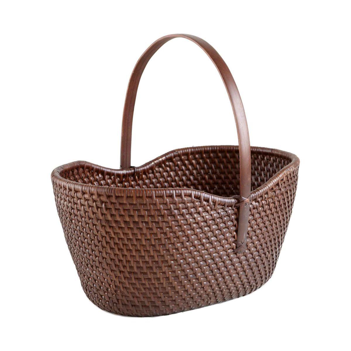 Traditional Basket # DK27