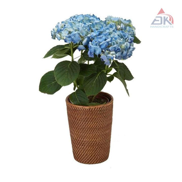 Rattan Flower Pot # DK96