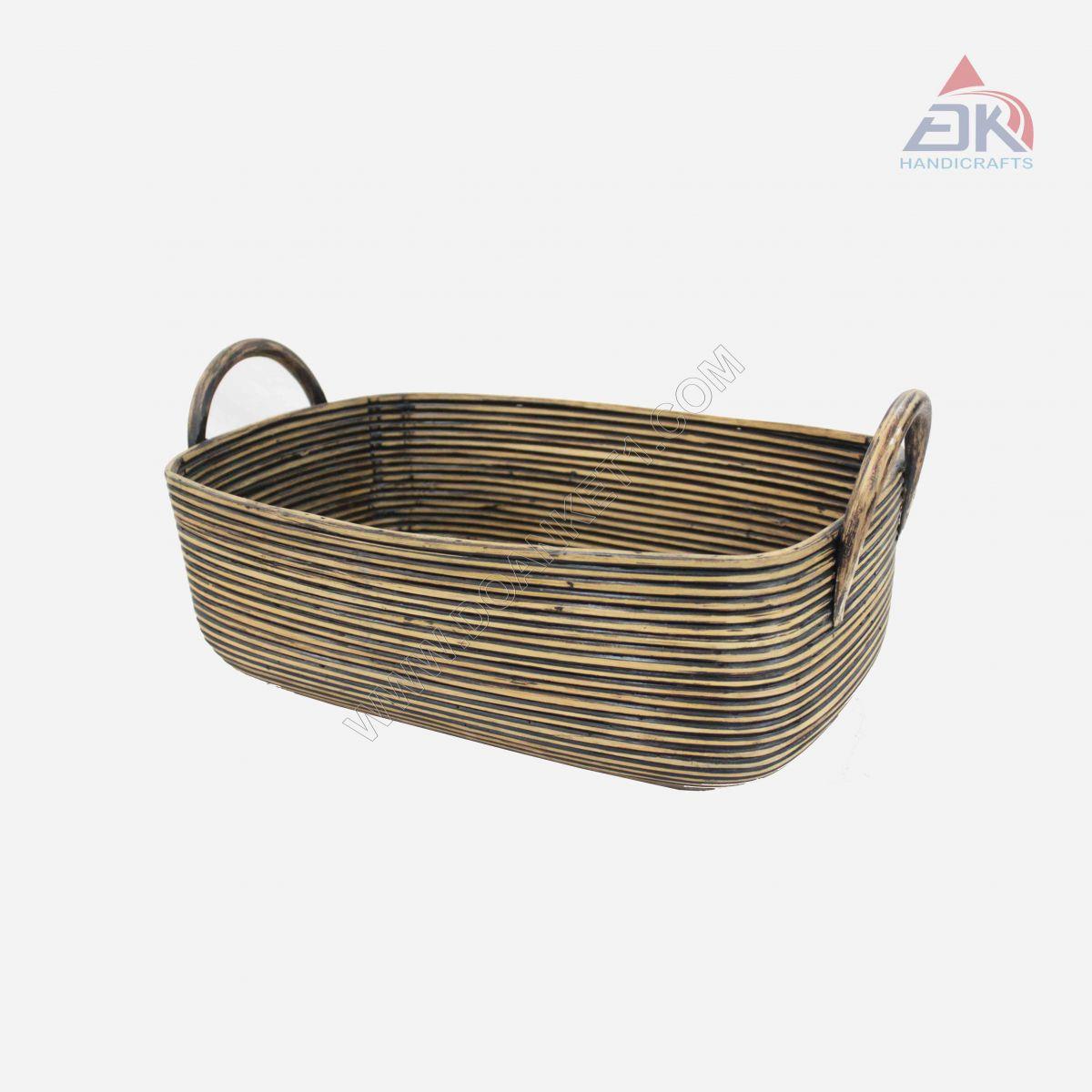 Rattan Basket # DK44