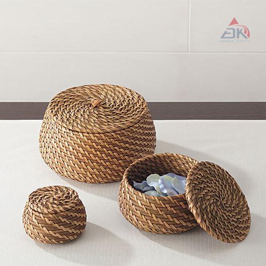 Rattan Basket # DK13