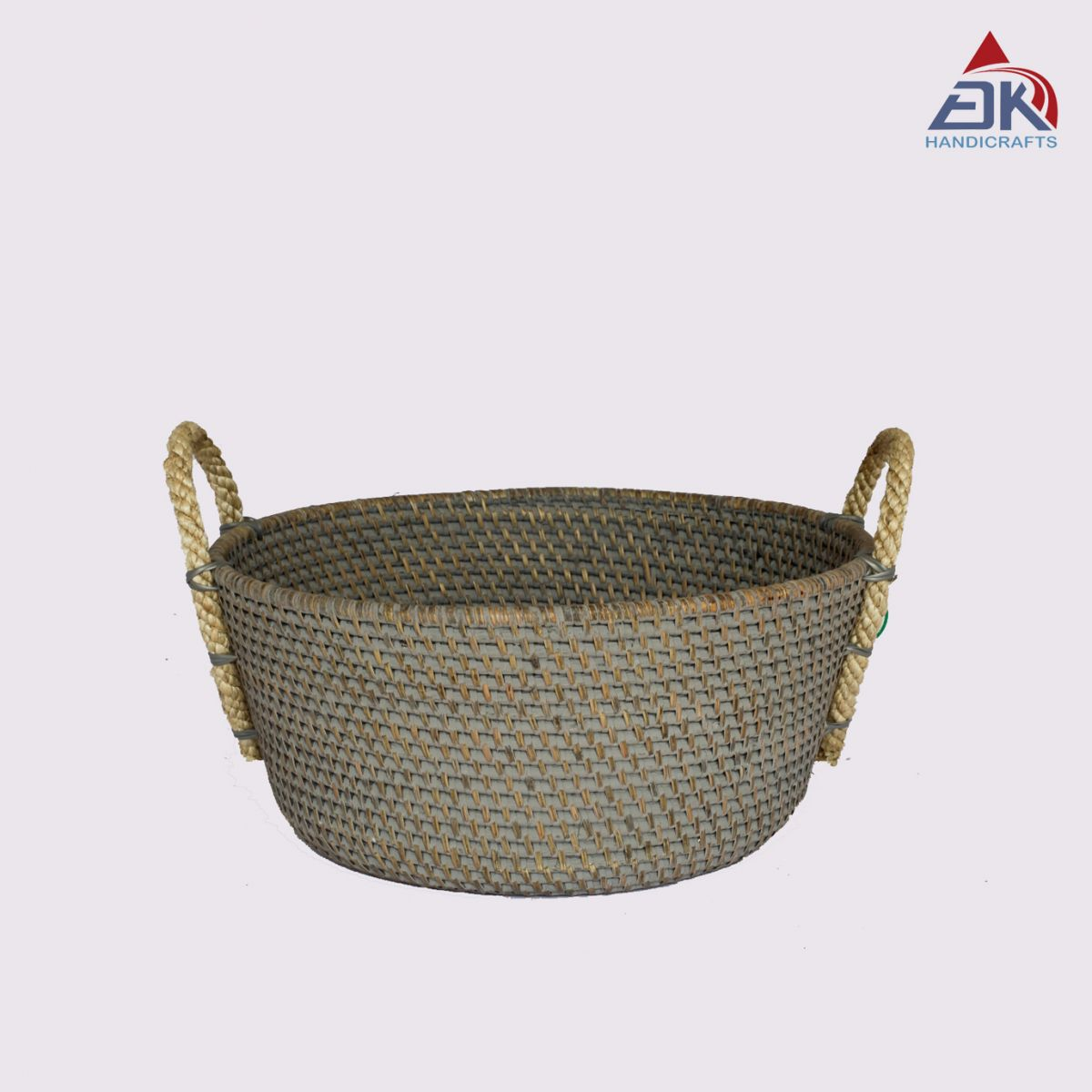Basket Combined With Rope