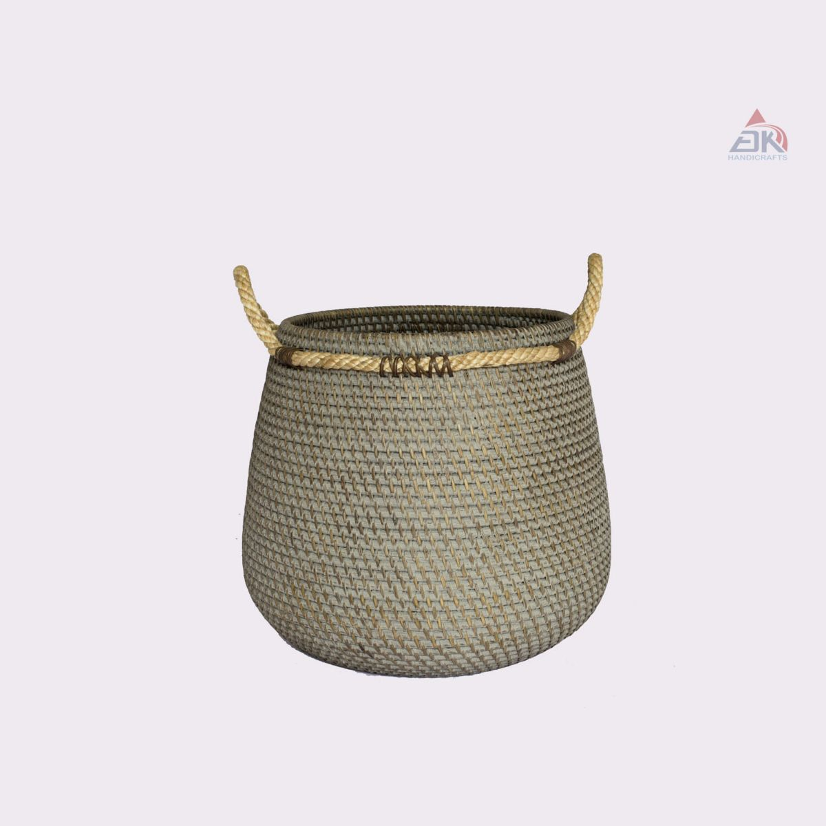 Rattan Combined With Rope