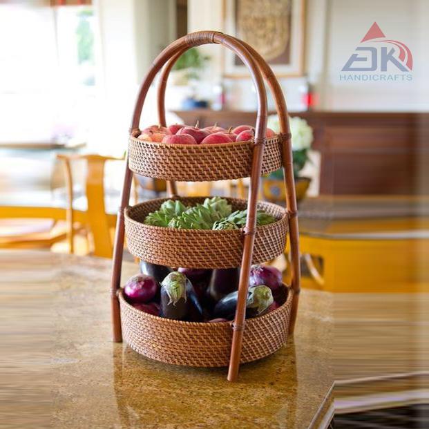 Rattan Baskets # DK07