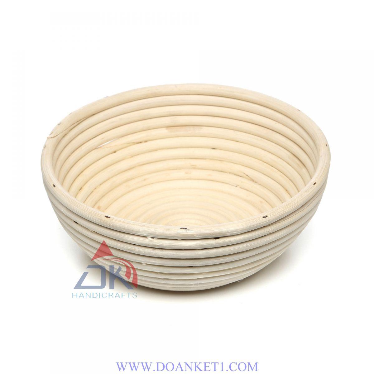 Rattan Bread Basket # DK121