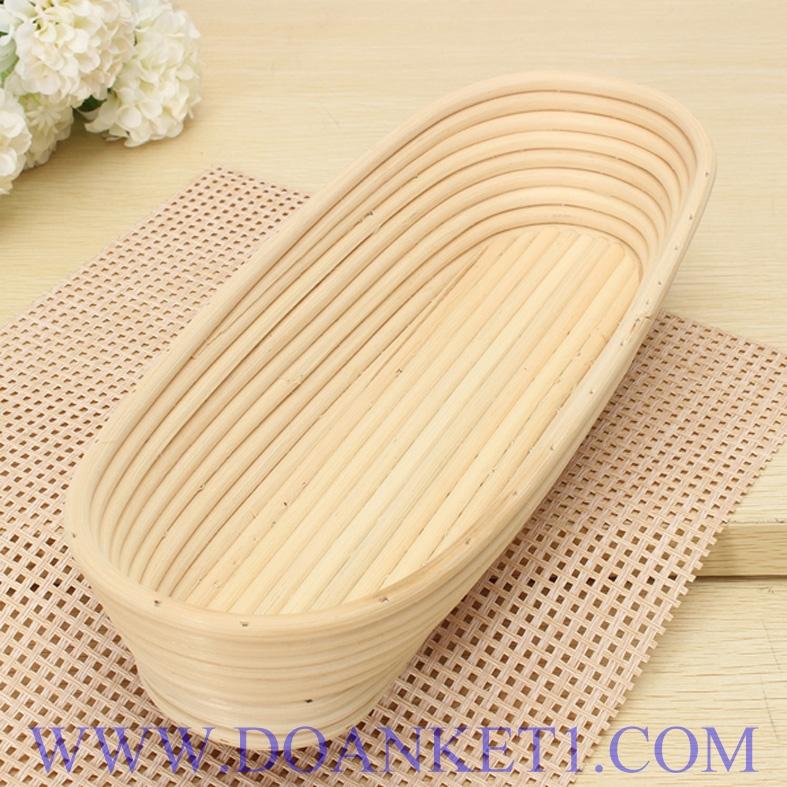 Rattan Bread Basket # DK122