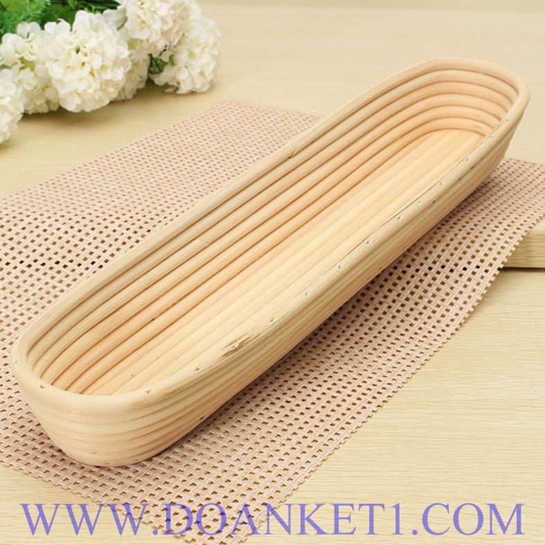 Rattan Bread Basket # DK123