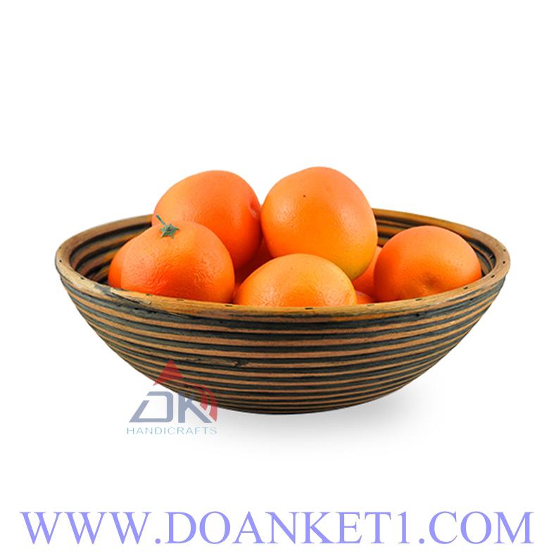 Rattan Fruit Basket # DK127