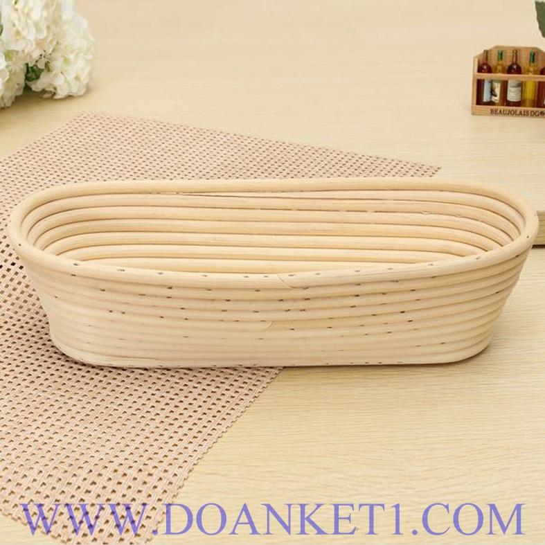 Rattan Bread Basket # DK132