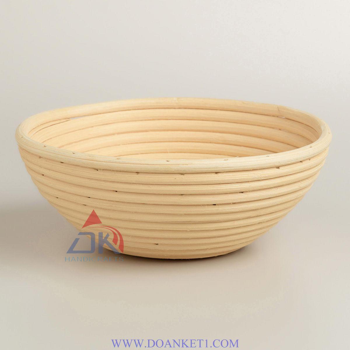 Rattan Bread Basket # DK134