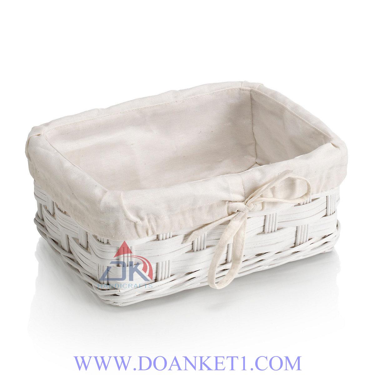RATTAN BASKET # DK116