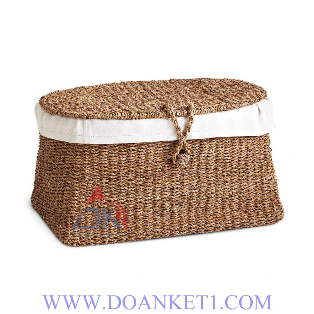 Seagrass Basket # DK228