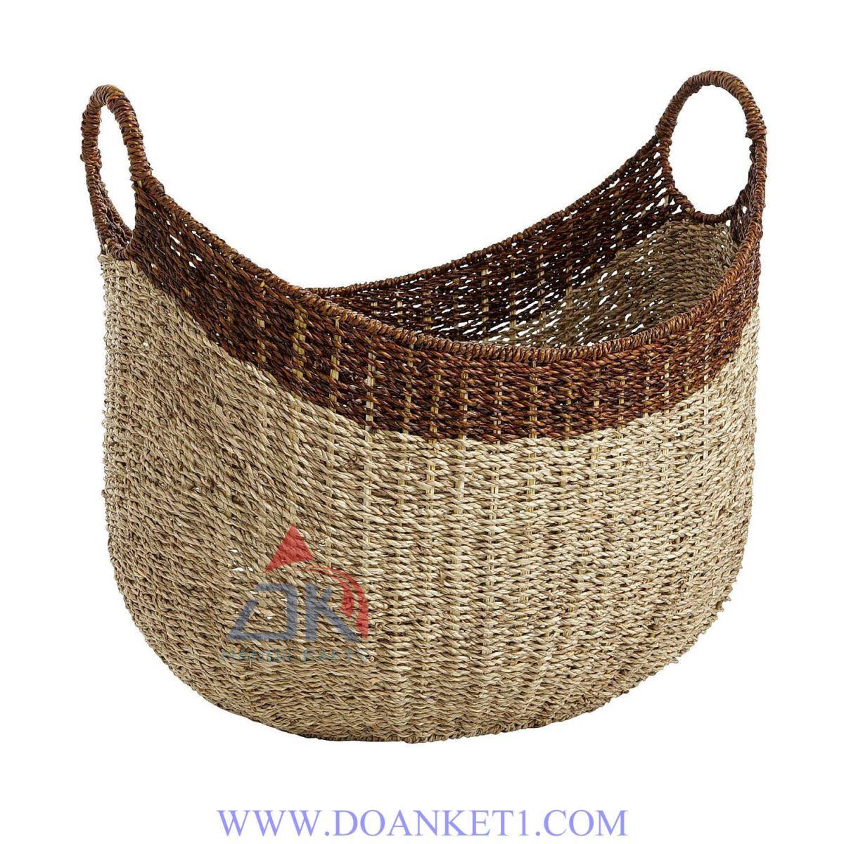 Seagrass Basket # DK230