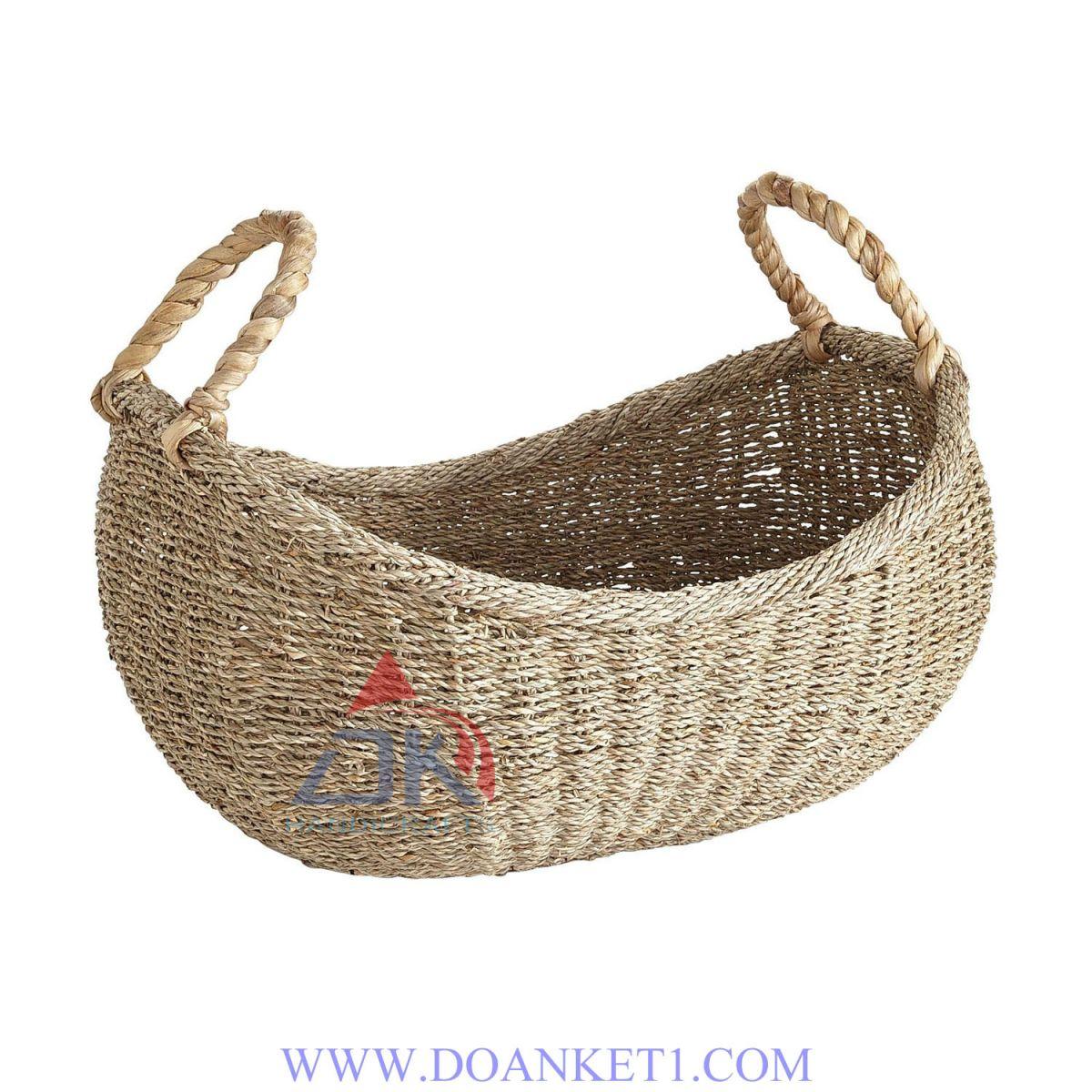 Seagrass Basket # DK231