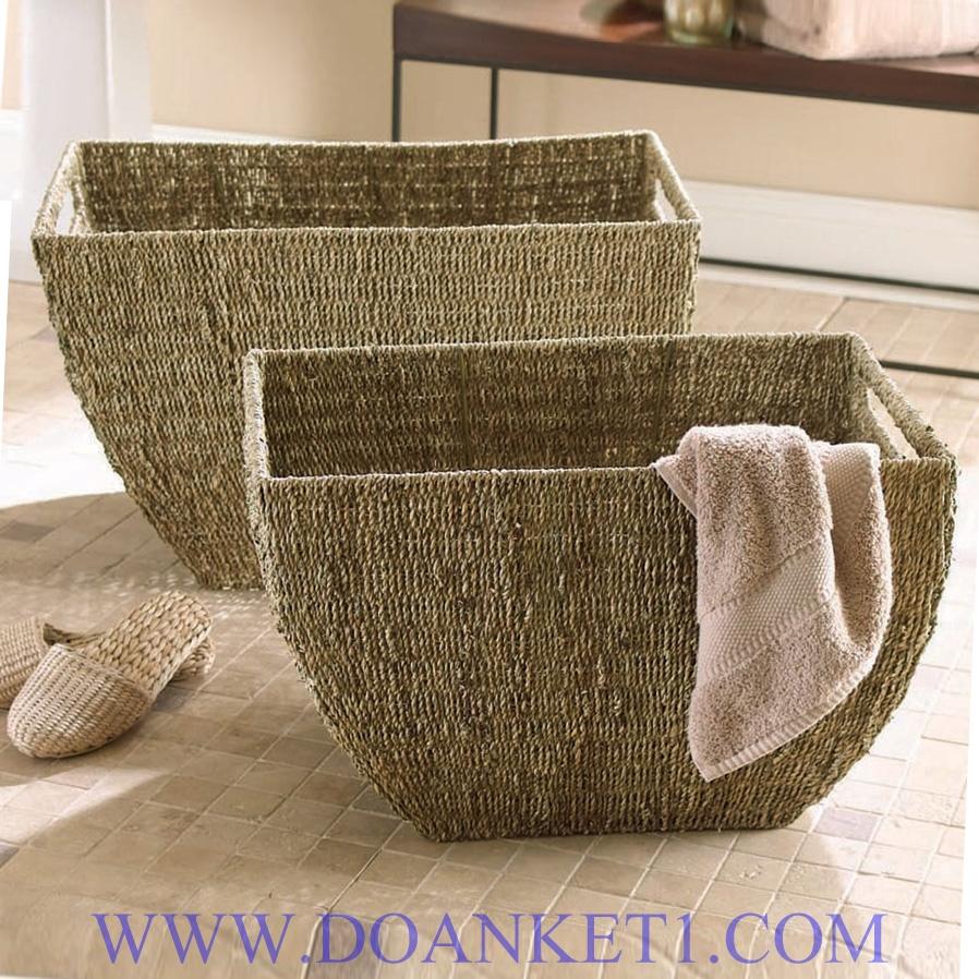 Seagrass Basket # DK232