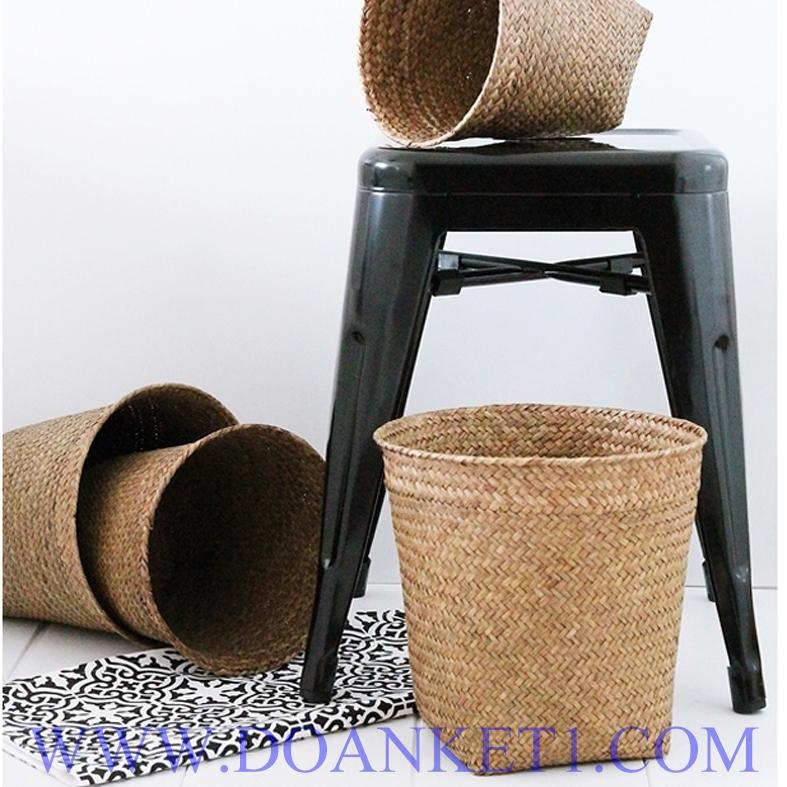 Seagrass Bin Basket # DK234