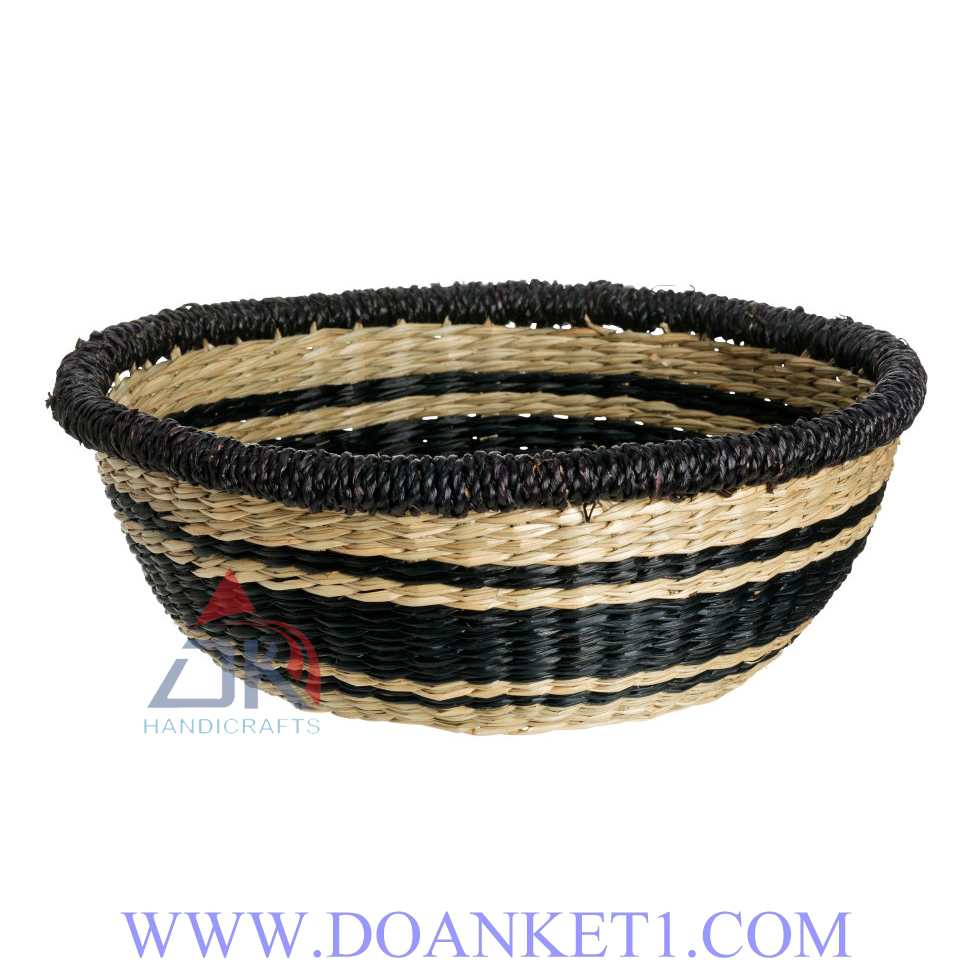 Seagrass Basket # DK236