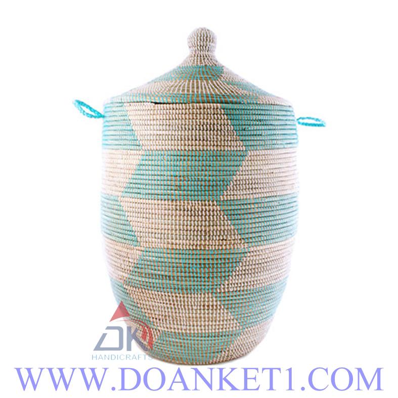 Seagrass Hamper # DK247