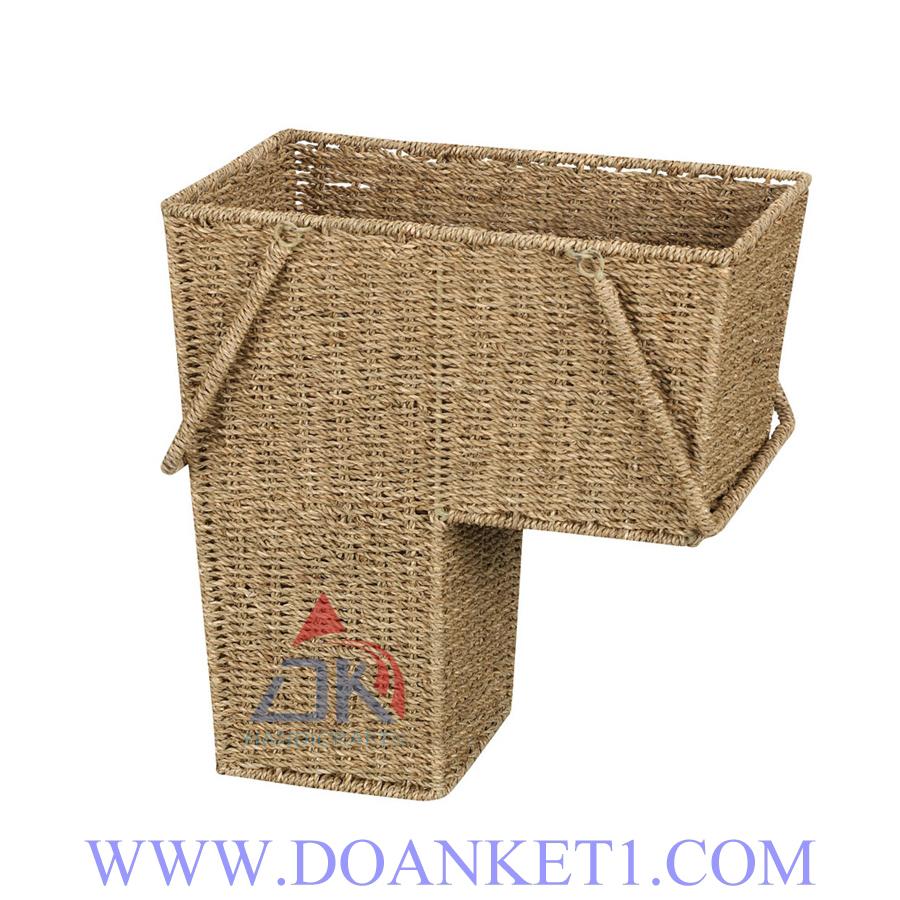 Seagrass Basket # DK249