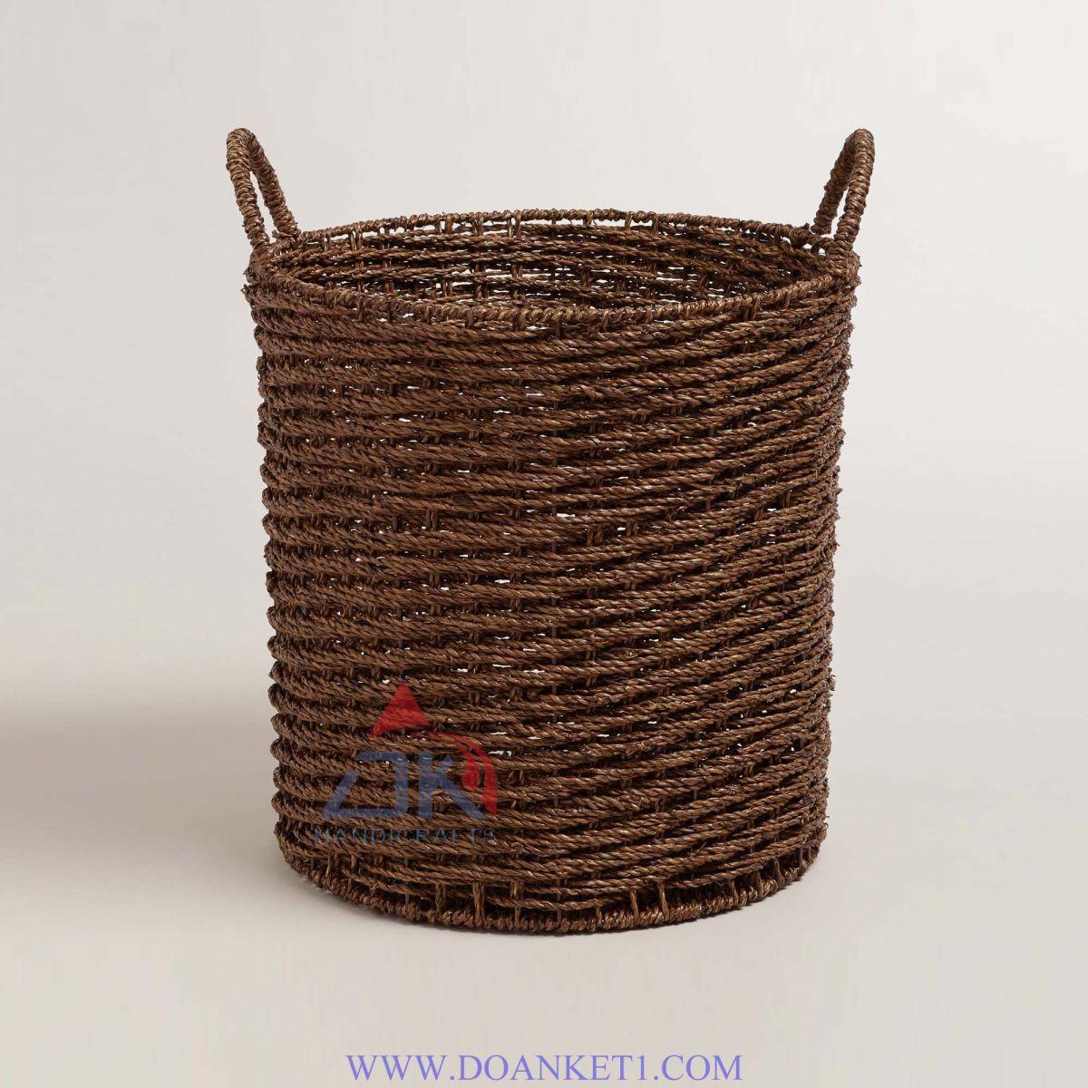 Seagrass Basket # DK252