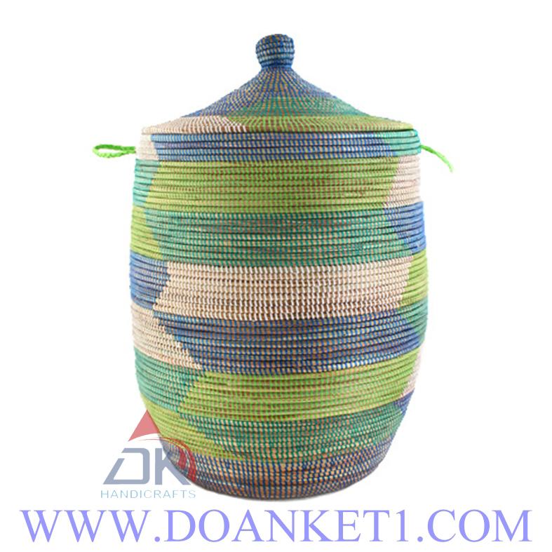 Seagrass Hamper # DK172