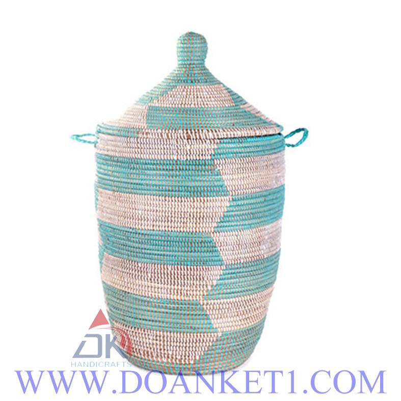 Seagrass Hamper # DK174