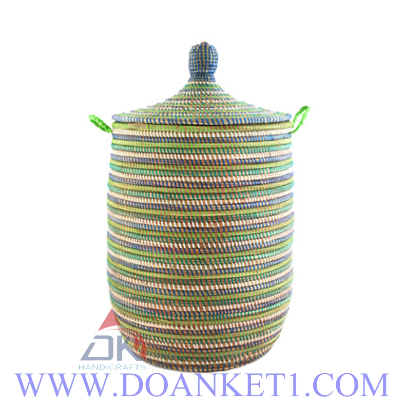 Seagrass Hamper # DK175