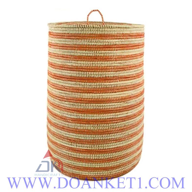 Seagrass Basket # DK181