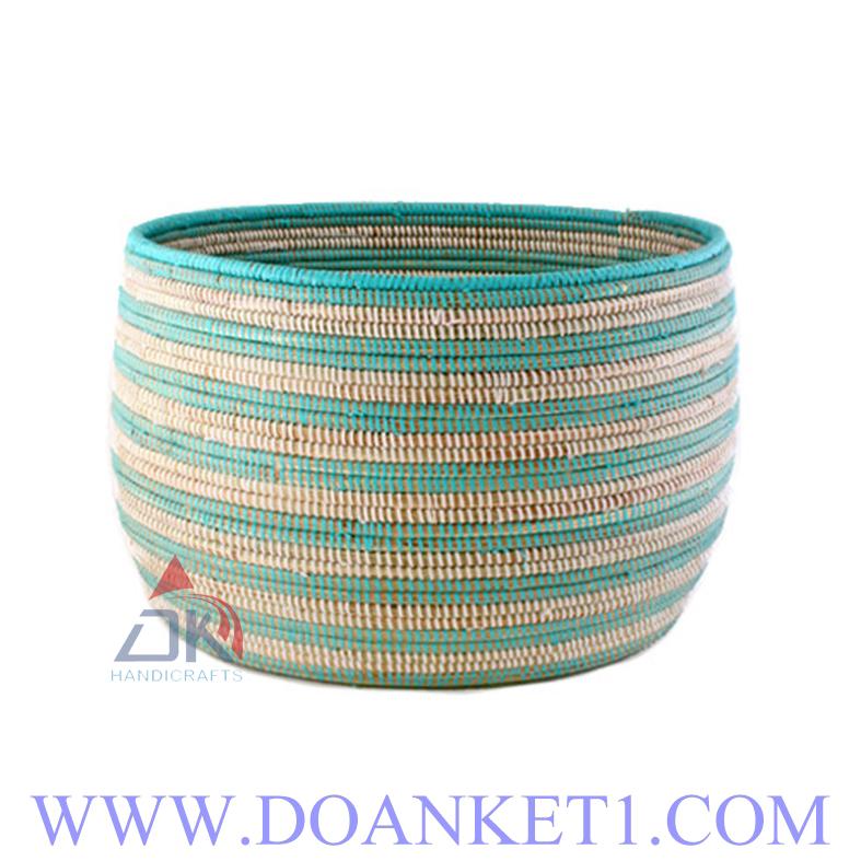 Seagrass Basket # DK186