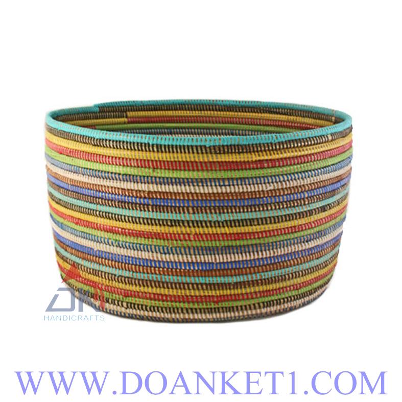 Seagrass Basket # DK187