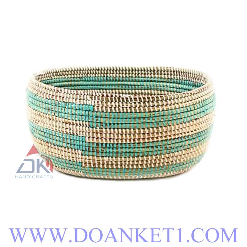 Seagrass Basket # DK191