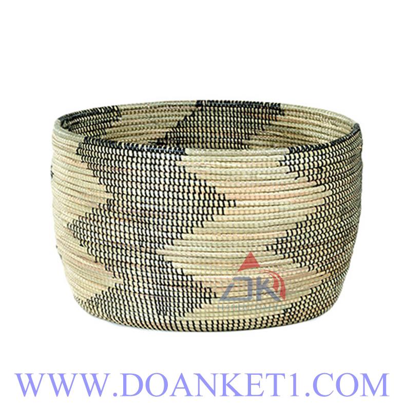 Seagrass Basket # DK193