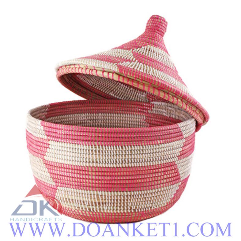 Seagrass Basket # DK197