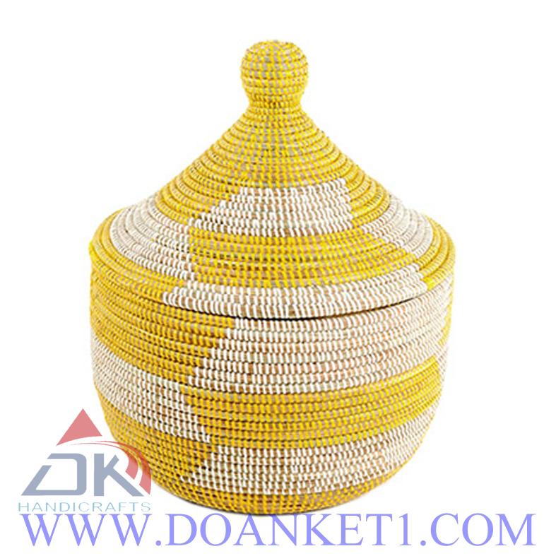 Seagrass Basket # DK198