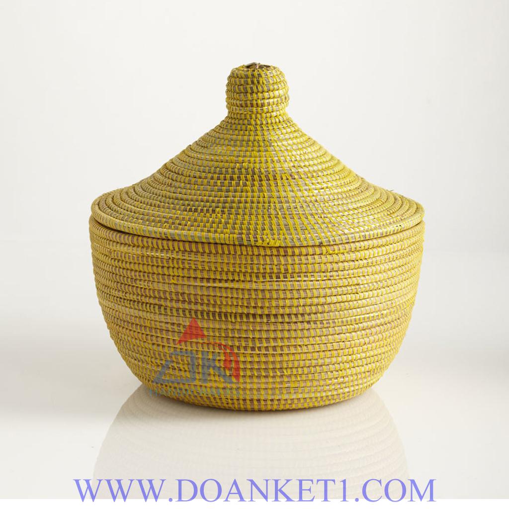 Seagrass Basket # DK201