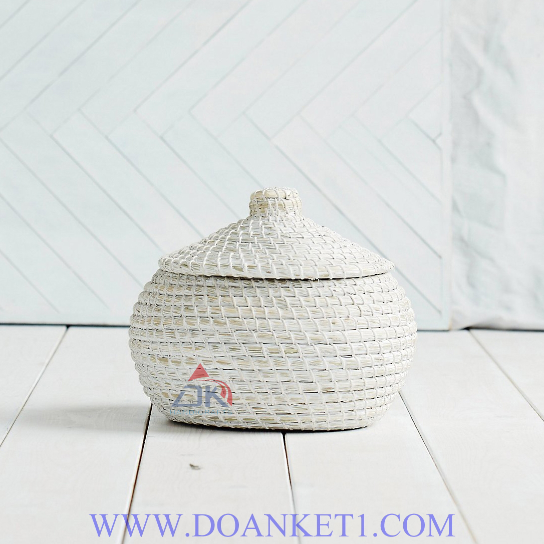 Seagrass Basket # DK206