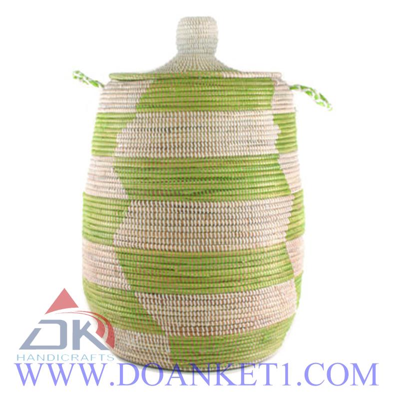 Seagrass Hamper # DK202