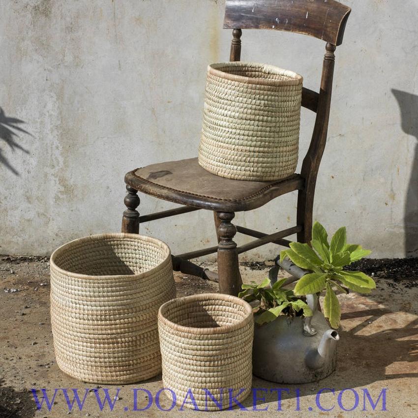 Seagrass Basket Bin # DK213