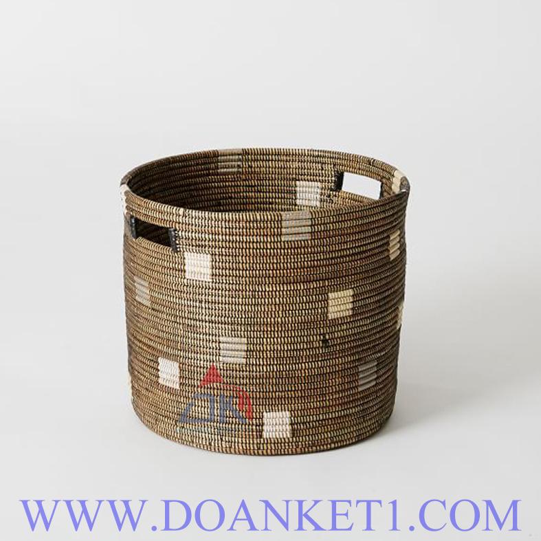 Seagrass Basket # DK216