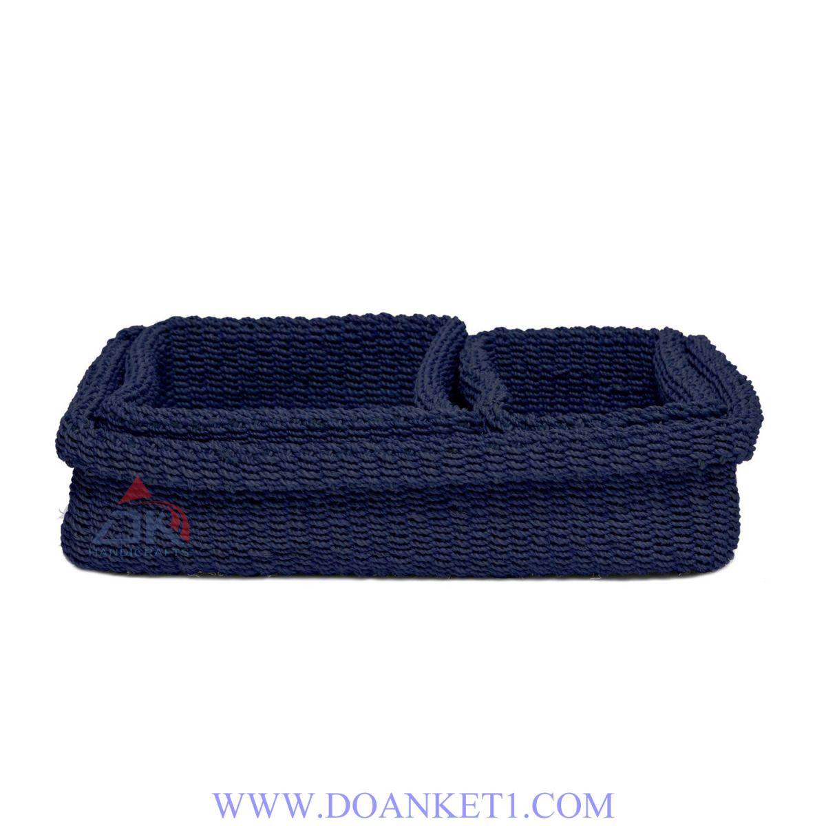 Textile Basket # DK136