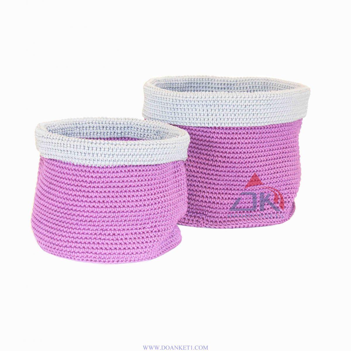 Textile Basket # DK138