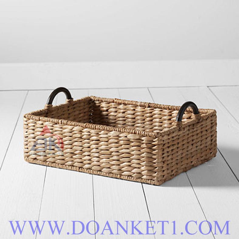 Water Hyacinth Tray # DK262