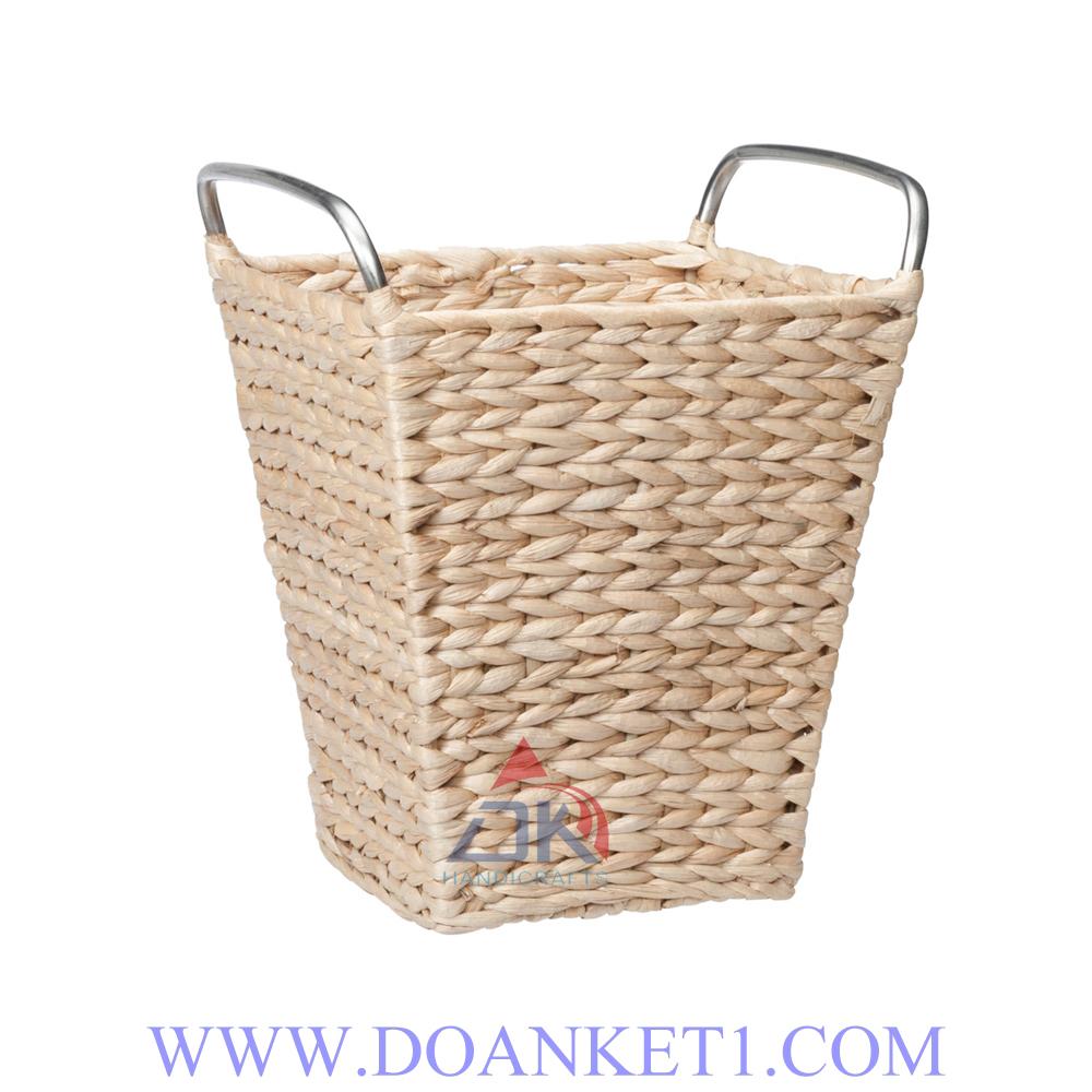 Water Hyacinth Storage Basket # DK374
