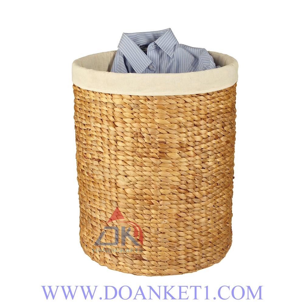 Water Hyacinth Storage Basket # DK398