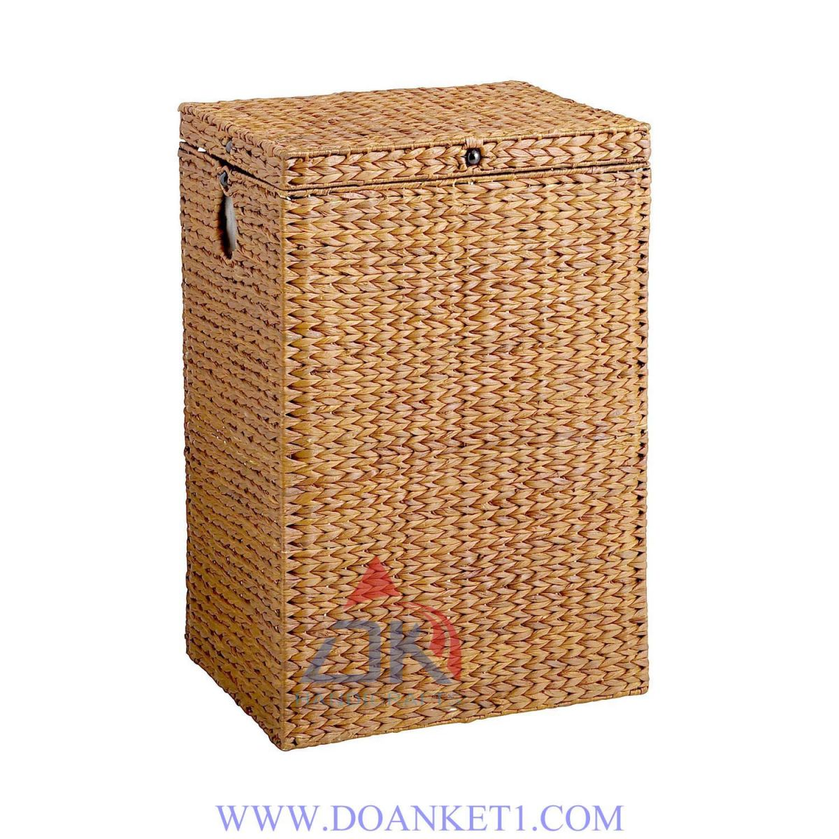Water Hyacinth Hamper
